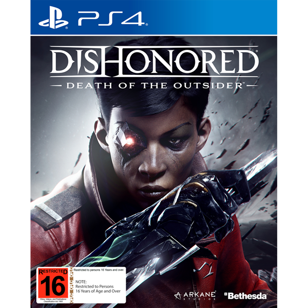 Dishonored: Death of the Outsider - Packshot 1