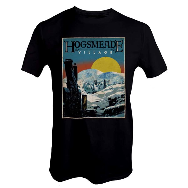 Harry Potter - Hogsmeade Village T-Shirt - Packshot 1