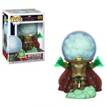 Marvel - Spider-Man: Far From Home - Mysterio Pop! Vinyl Figure - Packshot 1