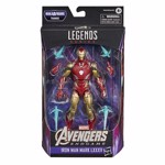 "Marvel - Avengers: Endgame Legends Series Iron Man Mk LXXXV 6"" Action Figure - Packshot 2"
