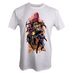Marvel - Avengers: Endgame - Thanos and Avengers T-Shirt - Packshot 1