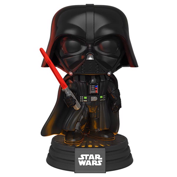 Star Wars - Darth Vader Electronic Pop! Vinyl Figure - Packshot 1
