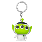 Disney - Pixar Remix - Alien as EvePocket Pop! Keychain - Packshot 1