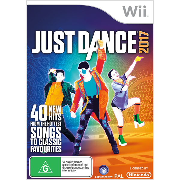 Just Dance 2017 - Packshot 1