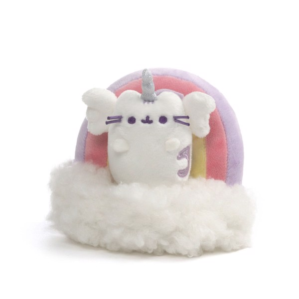 Pusheen - Super Pusheenicorn On Cloud 15cm Collector Set - Packshot 1