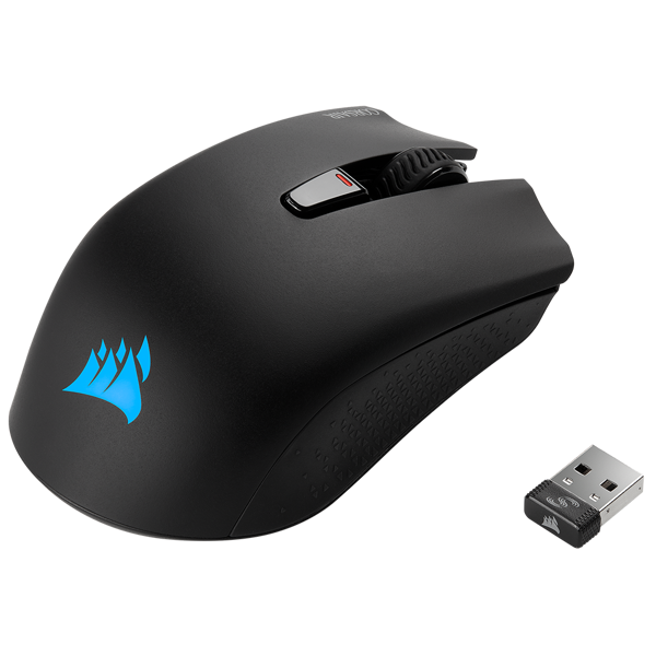 Corsair Harpoon RGB Wireless Gaming Mouse - Packshot 4