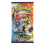 Pokemon - TCG - Cosmic Eclipse Booster (Assorted) - Packshot 3
