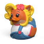 Crash Bandicoot - Coco Bandicoot Tubbz Duck Figurine - Packshot 1