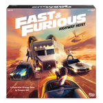Fast & Furious - Highway Heist Boardgame - Packshot 1