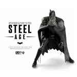 DC Comics - Batman: Steel Age - Night Batman 1/6 Scale ThreeA Figure - Packshot 4