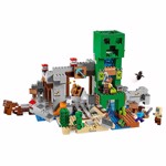Minecraft - LEGO The Creeper Mine - Packshot 2