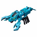 Transformers - Generation Selects Piranacon 4 Lobclaw Figure - Packshot 3