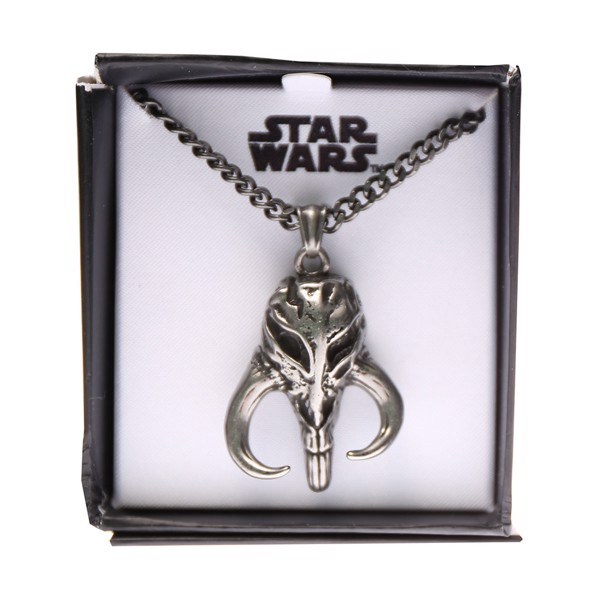 Star Wars - Mandalorian Pendent Necklace - Packshot 1