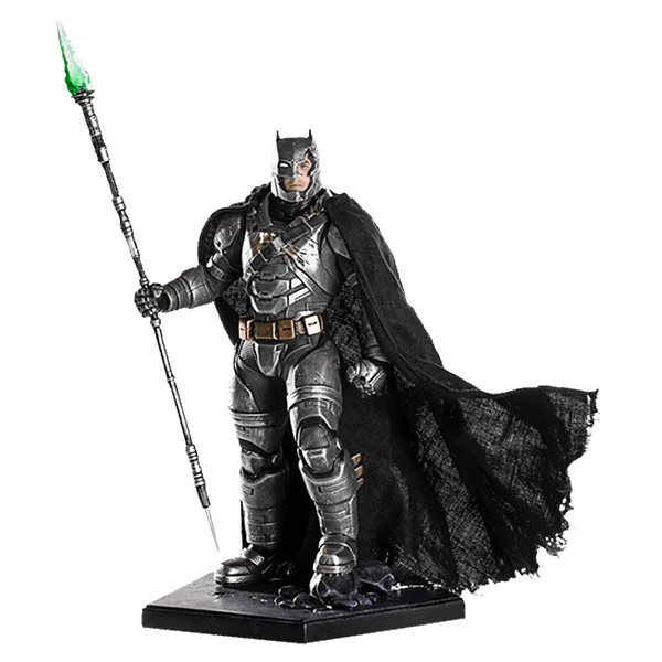 DC Comics - Batman vs Superman - Armored Batman Battle Damaged 1/10th Scale Statue - Packshot 1