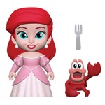 Disney - The Little Mermaid Princess Ariel 5-star Vinyl Figure - Packshot 1