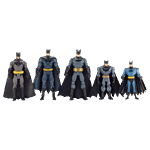 DC Comics - Batman Ultimate Collection Action Figures 5 Pack - Packshot 1