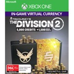 Tom Clancy's The Division 2 - 6500 Credits - Packshot 1