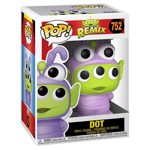 Disney - Pixar Remix - Alien as Dot Pop! Vinyl Figure - Packshot 2