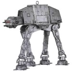 Star Wars - Episode V - Imperial AT-AT Walker Hallmark Keepsake Ornament - Packshot 1