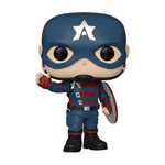 Marvel: The Falcon and Winter Soldier - U.S. Agent John F Walker Pop! Vinyl Figure - Packshot 1