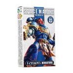 Warhammer 40,000 - Space Marine Heroes - Citadel Miniature Figure Series 1 (Single Blind Box) - Packshot 1