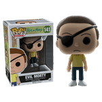 Rick and Morty - Evil Morty Pop! Vinyl Figure - Packshot 1