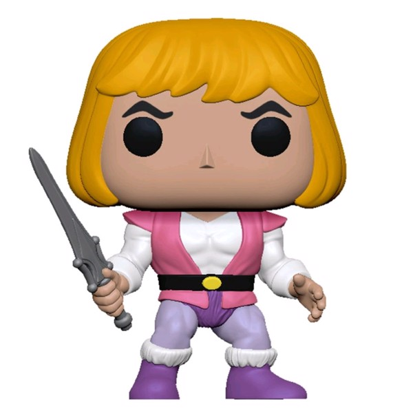 Masters of the Universe - Prince Adam Pop! Vinyl Figure - Packshot 1