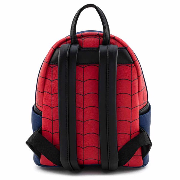 Marvel Spider-Man Classic Cosplay Loungefly Mini Backpack - Packshot 5