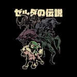 The Legend of Zelda - Bosses T-Shirt - Packshot 2