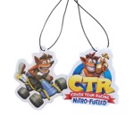 Crash Team Racing - Air Freshener 2 Pack - Packshot 1