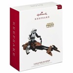 Star Wars - Episode VI - A Wild Ride on Endor Hallmark Keepsake Ornament - Packshot 3
