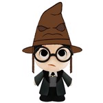 Harry Potter - Harry with Sorting Hat SuperCute Plush - Packshot 1