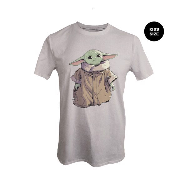 Star Wars - The Mandalorian - The Child Beige Kids T-Shirt - 10 - Packshot 1