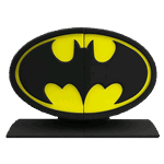 DC Comics - Batman Logo Bookends Statue - Packshot 1