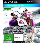 Tiger Woods PGA Tour 13 - Packshot 1