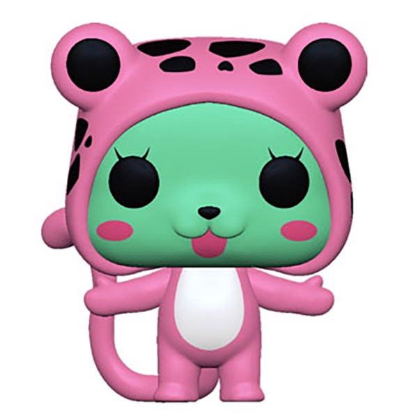 Fairy Tail - Frosch Pop! Vinyl Figure - Packshot 1