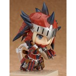 Monster Hunter - Female Hunter in Rathalos Armor Edition DX Version Nendoroid  - Packshot 4