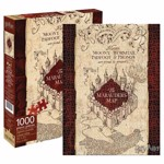 Harry Potter - Marauder's Map 1000-Piece Jigsaw Puzzle - Packshot 1