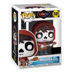 Disney - Pixar - Coco - Miguel with Guitar Wondercon 2020 Pop! Vinyl Figure - Packshot 2