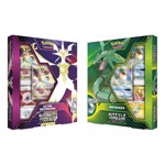 Pokemon - TCG - Battle Arena Deck- Rayquaza GX & Ultra Necrozma GX - Packshot 1