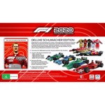 F1 2020 Deluxe Schumacher Edition - Packshot 2
