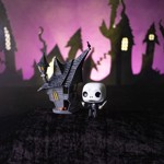 Disney - The Nightmare Before Christmas Jack with Jack's House Pop! Town - Packshot 2