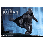DC Comics - Batman vs Superman - Armored Batman 1/6 Scale Hot Toys Figure - Packshot 6