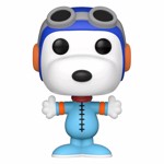 Peanuts - Astronaut Snoopy (Blue) Pop! Vinyl Figure - Packshot 1