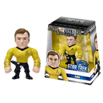 "Star Trek - The Original Series - Kirk Metals Diecast 4"" Figure - Packshot 1"