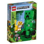 Minecraft - LEGO BigFig Creeper™ and Ocelot - Packshot 5