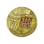 Firefly - Keep Flying Challenge Coin - Packshot 1