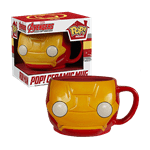 Marvel - The Avengers: Age of Ultron - Iron Man Pop! Home Ceramic Mug - Packshot 1