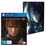 Dead or Alive 6 Steelbook Edition - Packshot 1