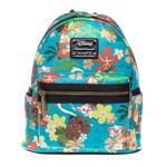 Disney - Moana - Maui and Pua Floral Loungefly Mini Backpack - Packshot 1